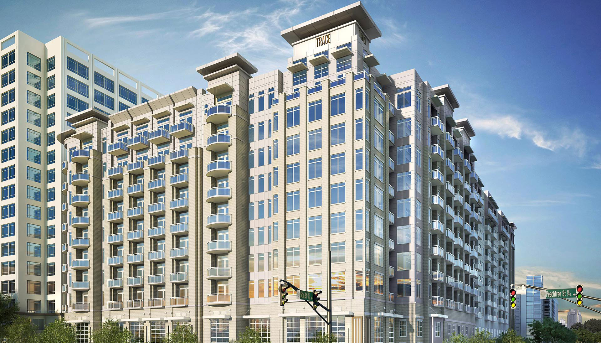 Midtown Atlanta Apartments | Trace | Welcome