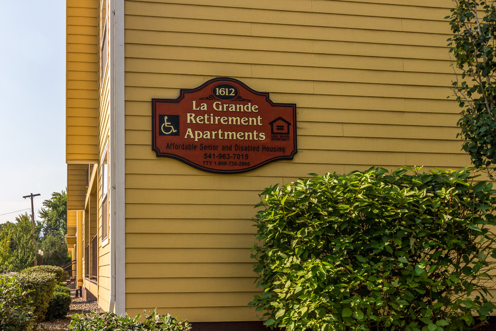 La Grande Retirement Apartments
