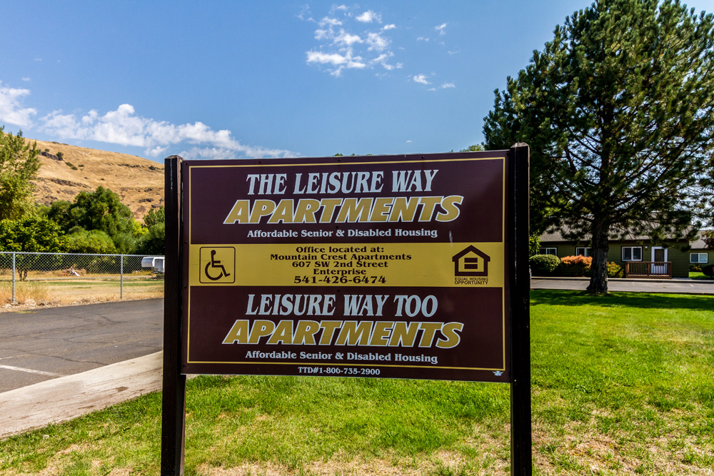Leisure Way Apartments