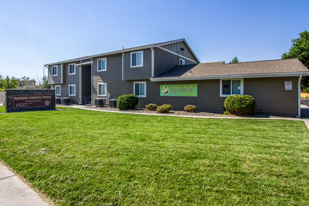 Sagebrush Apartments-Boardman