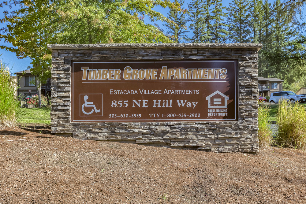 Timber Grove-Estacada Village