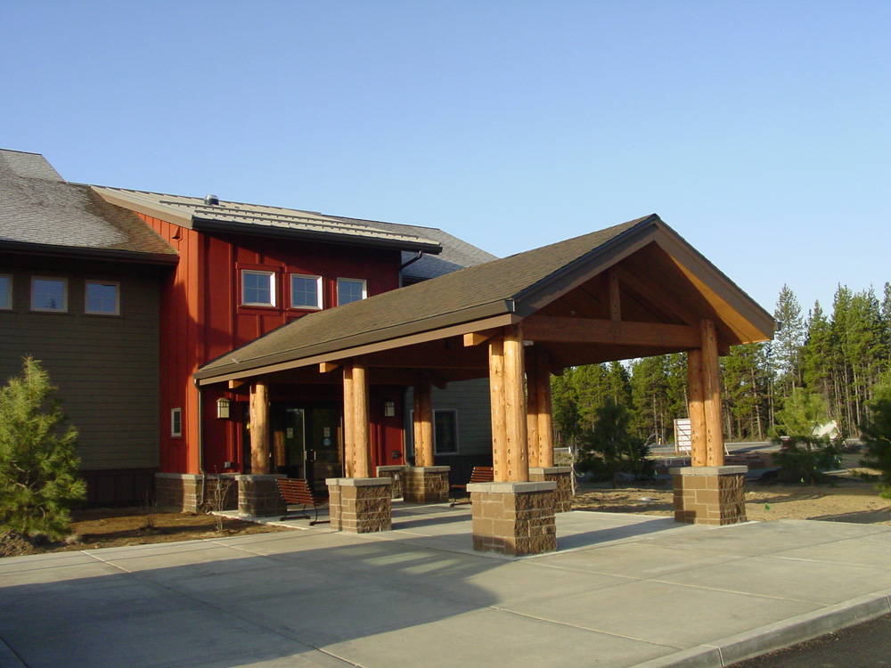 Little Deschutes Lodge