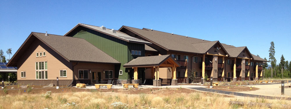 Little Deschutes Lodge II