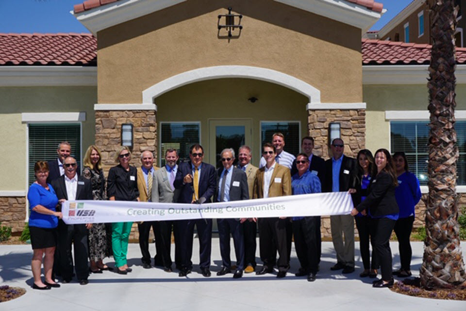 Liberty at Aliso ribbon cutting